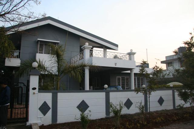 Front Elevation Of House In India Group Picture Image By Tag